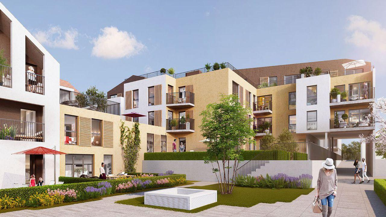 Immobilier: la production de logements intermédiaires sur la bonne voie